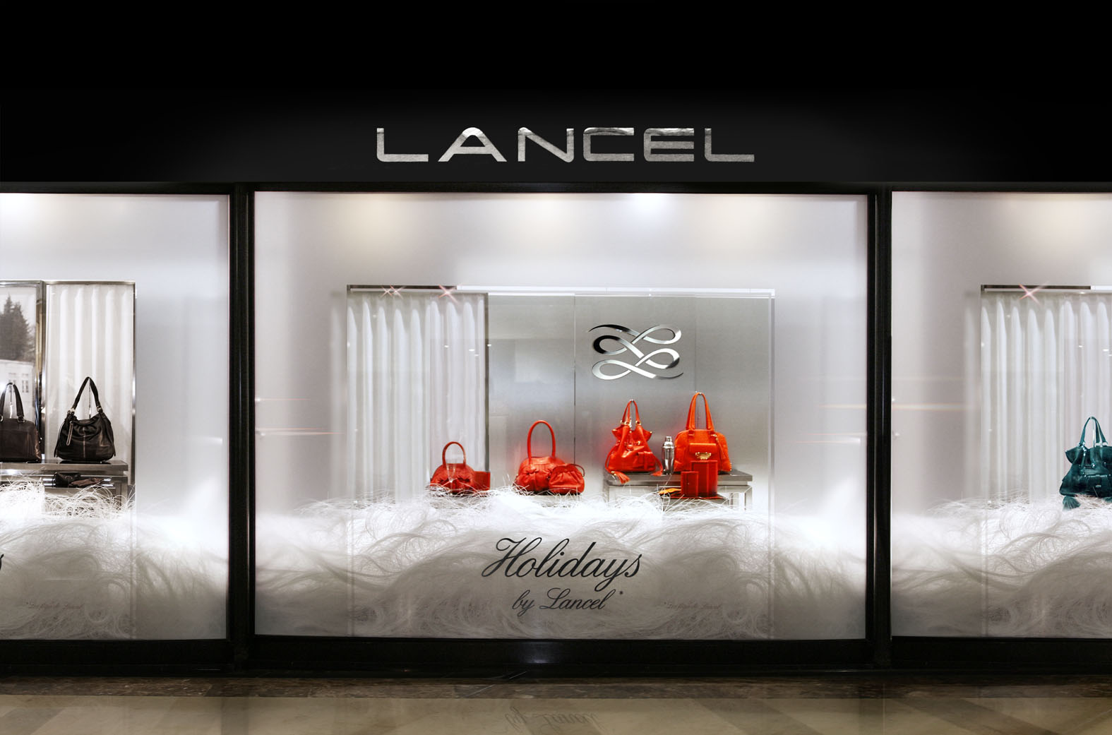 Mais le groupe suisse Richemont a décidé de conserver la cél¨bre marque Lancel C est ce qu a indiqué ce vendredi Gary Saage le directeur financier