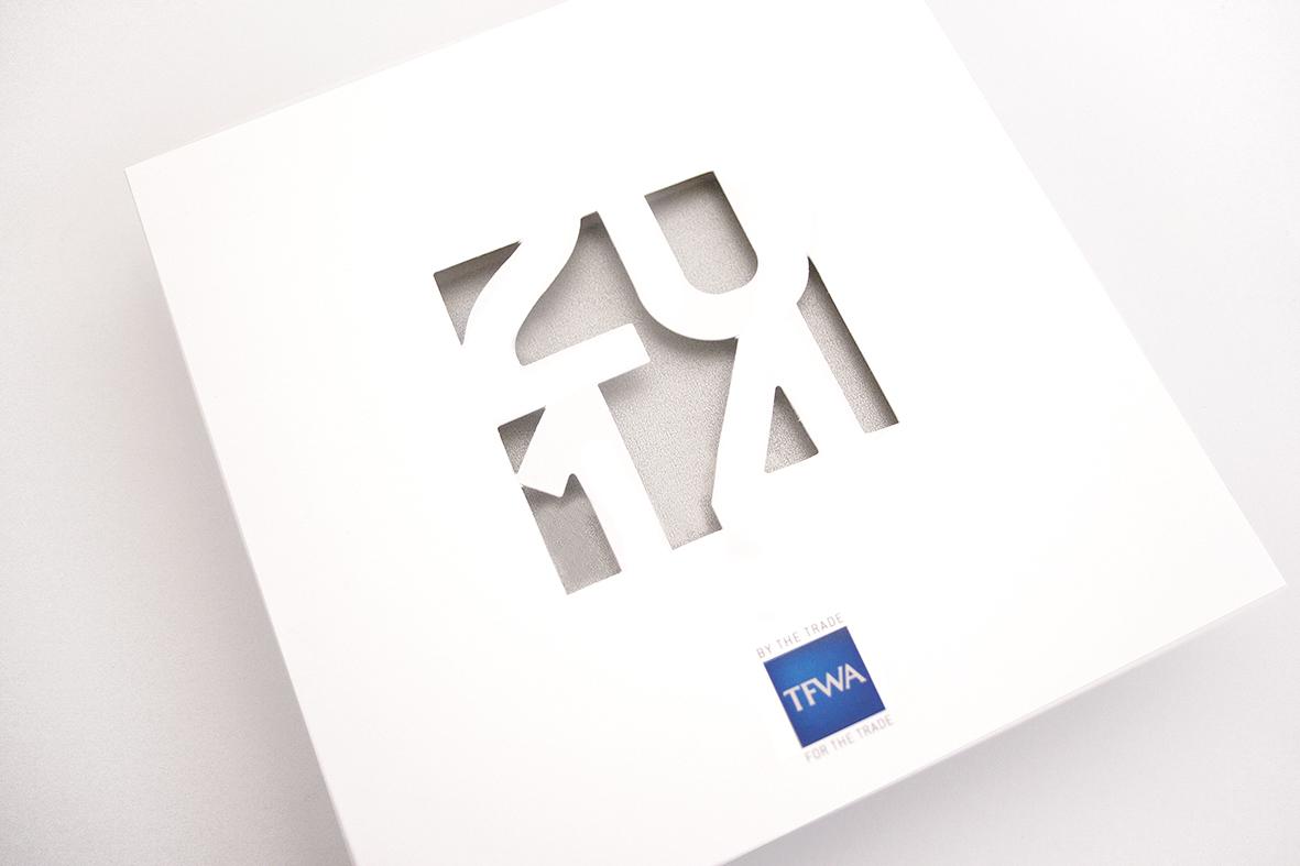 Super TFWA. Carte de vœux 2014 – AGENCE PUNK NK22